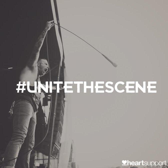 HeartSupport – #UniteTheScene