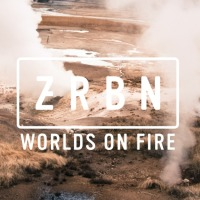 "Zerbin -  new single ""Worlds On Fire"" from ""Darling"" LP out April 14"