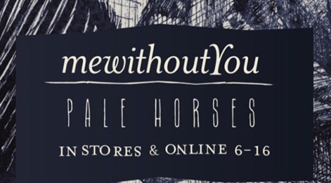 """mewithoutYou release new song """"Red Cow"""""""