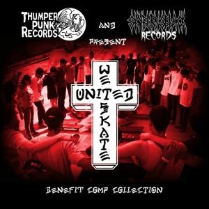 United We Skate cover