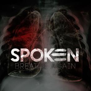 spoken album cover