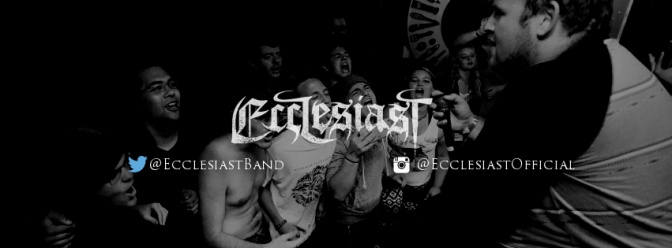 "Ecclesiast drops lyric video for ""High Horse"" from upcoming debut EP"
