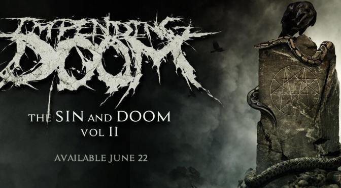 """Ten Second Review: Impending Doom – """"The Wretched and Godless"""""""